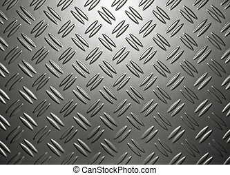 Industrial Metallic Background