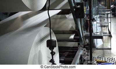 Industrial Offset Press Paper Rolls