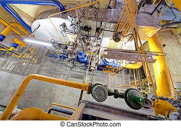Industrial plan
