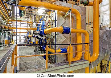 industrial, plano