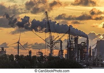 Industrial Pollution - Rotterdam - Industrial Pollution - An...