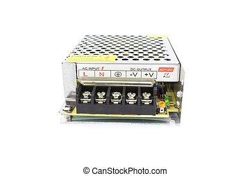 Industrial power adapter