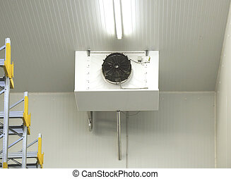 Industrial Refrigeration Cooling - Industrial Air ...