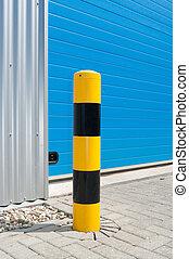 industrial roller door