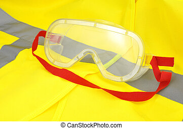 Industrial Safety Goggles - Plastic industrial safety ...