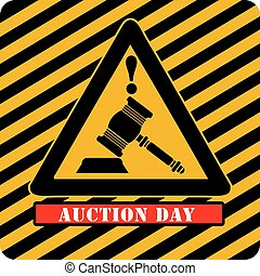 Industrial Symbol Auction Day