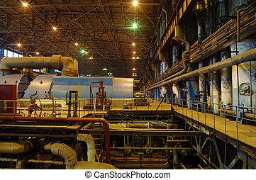industrial, taller