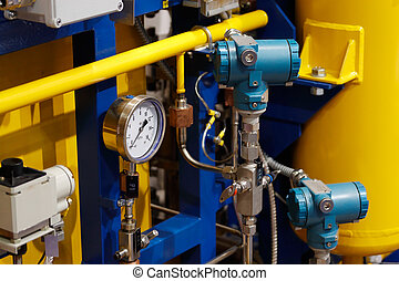industrial technological equipment