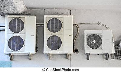 Industrial ventilation system