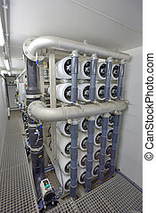 water treatment with reverse osmosis - industrial water ...