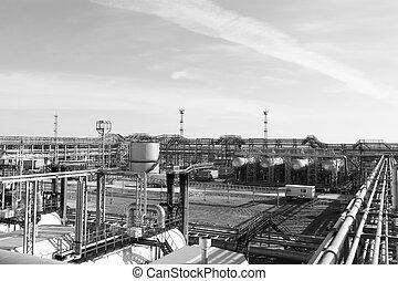 Industrial zone