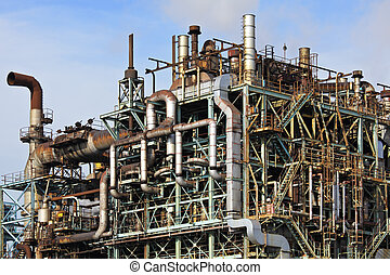 industriale, complesso