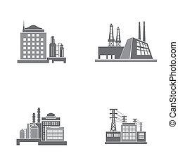 industriale, costruzioni