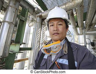 industriale, ingegnere