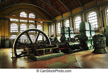 industriale, macchine