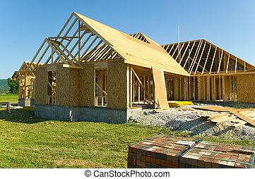 industrie, bouwsector