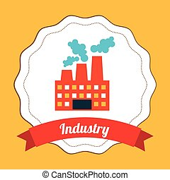industrie, conception