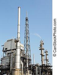 industrie, gas