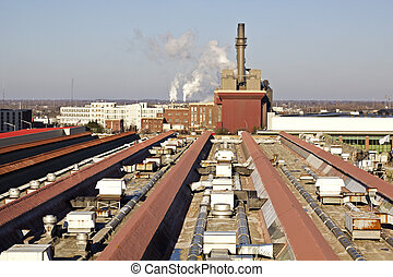 industrie, indianapolis