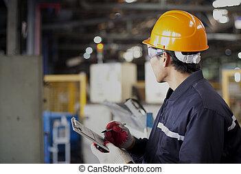 industrie, ingenieur
