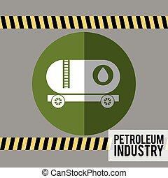 industrie, pétrole