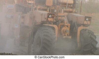 industrie, pulverizer