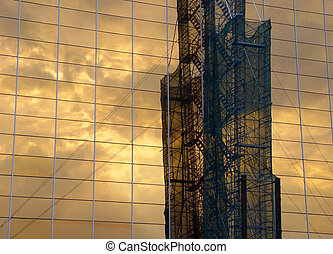 industrie, reflecti