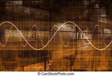 industrie, télécommunications globales, réseau