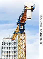 industrie, van, bouwsector