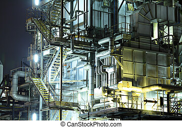 industriebedrijven, complex