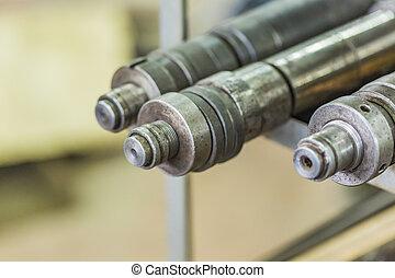 industriebedrijven, gereedschap