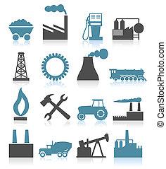 industriebedrijven, icons5