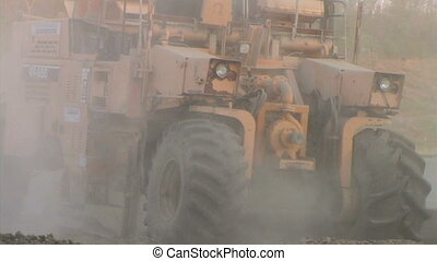 industriebedrijven, pulverizer