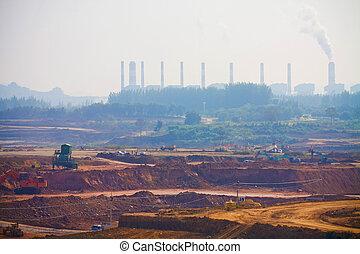 industriebedrijven, zone