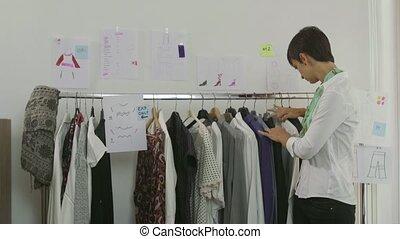 industriebereiche, mode, manager, frau