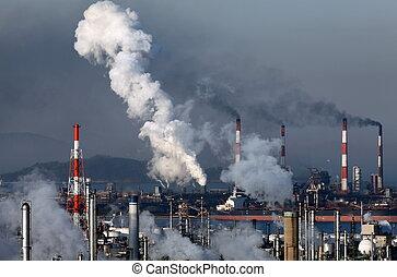 industrieel planten aan