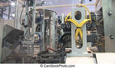 industriel, 8, robotique