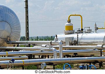 industriel, canaux transmission