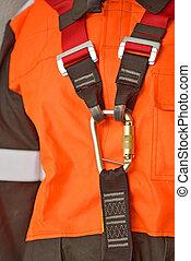 industriel, ceinture de sécurité