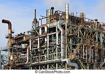 industriel, complexe