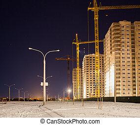 industriel, construction