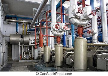 industriel, générateurs