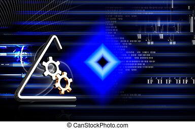 industriel, symbole
