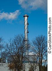 industriel, usine