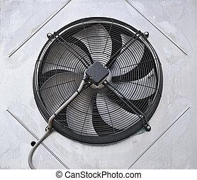 industriel, ventilateur