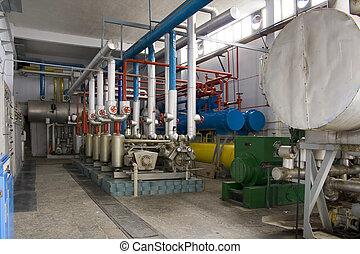 industriell, generatorer