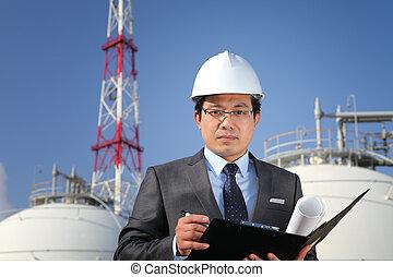 industriell, ingenjör