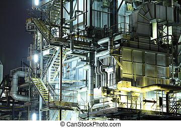 industriell, Komplex