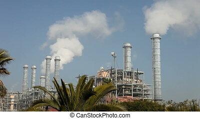 industrielle verunreinigung