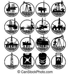 industry-1, olio